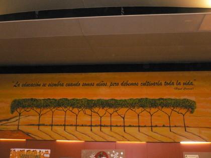 """"""" Mural """" 15m x 3 m"""